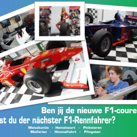 F1-Coureur